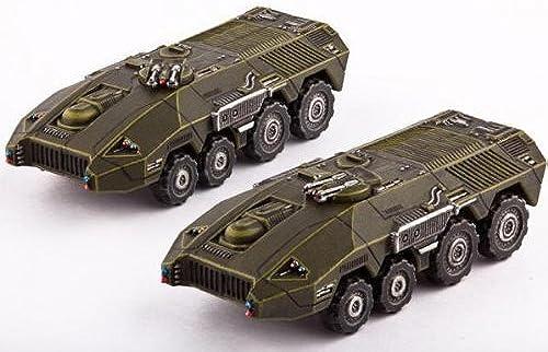 echa un vistazo a los más baratos Dropzone Commander UCM - - - Land Vehicles - Bear APC's by Dropzone Commander  Compra calidad 100% autentica