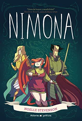 Nimona (Ficción) (Spanish Edition)