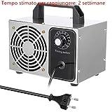 yorten Generatore di Ozono per casa o Commerciale 28G / certificato ce - generatori di...