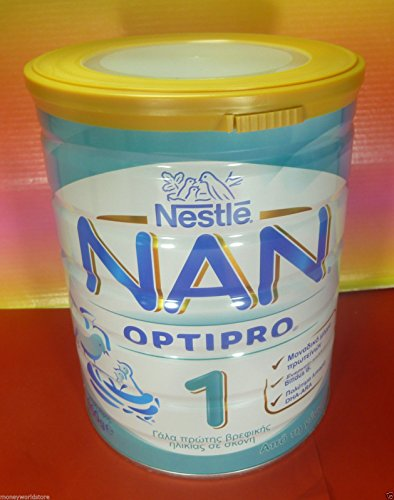 Nestle Nan 1 Premium Milk From Birth 1 Tin X 800g