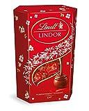 Lindt - Cornet LINDOR Lait - Chocolat au lait - Coeur fondant -200g