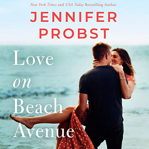 Page de couverture de Love on Beach Avenue