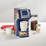 Best Coffee Makers - FlexBrew Single-Serve Coffee Maker, Fiona Floral - Includes Review