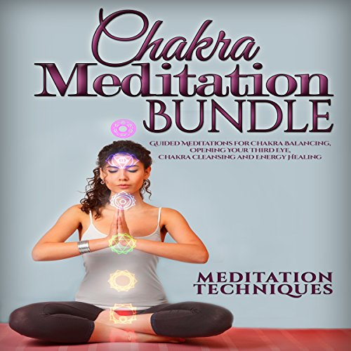 Chakra Meditation Bundle audiobook cover art