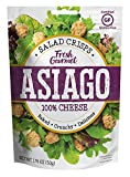 Our Fresh Gourmet Cheese Crisps made from baked 100% Asiago Cheese. True cheese guaranteed Allow for great coverage across a dish resulting in crunch and intense cheese flavor in every bite. Only 25-30 calories per serving Crispy cheese toppings are ...