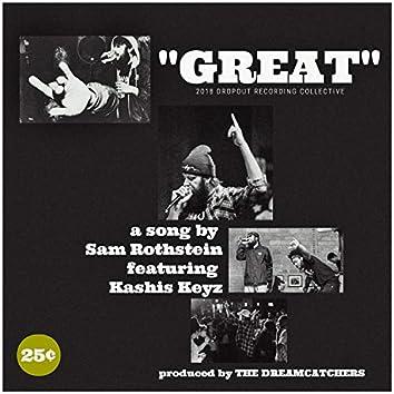 Great (feat. Kashis Keyz)