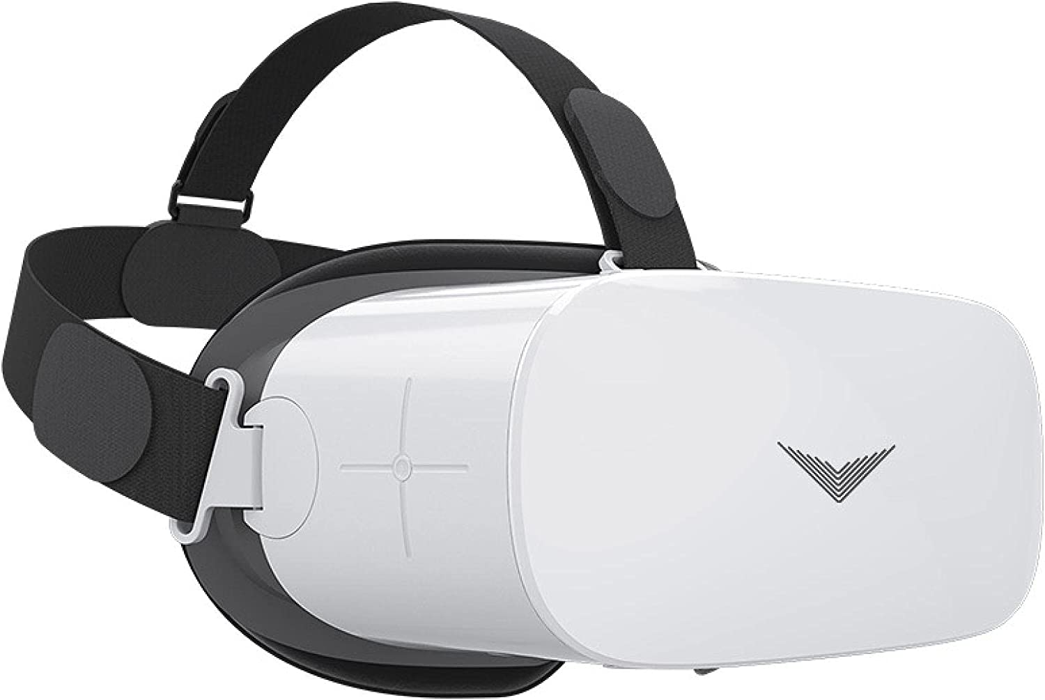 """""""N/A""""New Vr All-in-One 3D Virtual Reality Glasses Wearing Smart Glasses Black"""