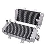 Motorcycle Radiator Performance Aluminum Fit for CRF250R CRF250X 2004-2009
