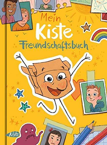 Mein Kiste-Freundschaftsbuch
