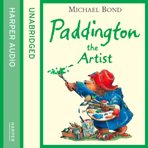 Paddington the Artist cover art