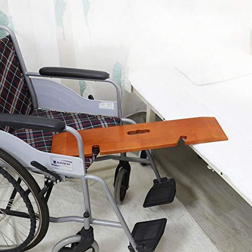 fall Rollstuhl Rutschbrett, Bariatric Umsetzhilfe Gleitbrett mit Griffen Kurzstrecken-Mobile for Transfers von Senioren und Handicap