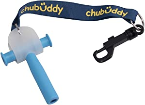 """chubuddy Chewy Holder WITH Blue Chewy TubeChewy Tubes is a registered mark of Speech Pathology Associates, LLC ."""""""