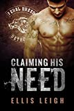 Bargain eBook - Claiming His Need