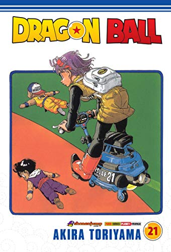 Dragon Ball Vol. 21
