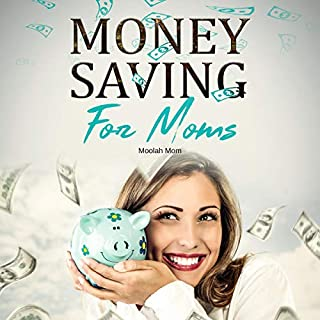 Money Saving for Moms cover art