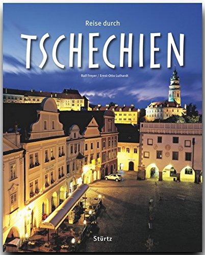 Reise durch TSCHECHIEN - Ein Bildband mit über 200 Bildern - STÜRTZ Verlag