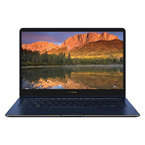 ASUS ZenBook Flip S UX370UA-C4217T notebook/portatile Blu Ibrido (2 in 1) 33,8 cm (13.3') 1920 x 1080 Pixel Touch screen 1,80 GHz Intel Core i7 di ottava generazione i7-8550U