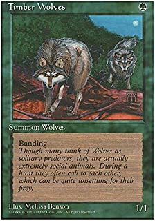 Best mtg timber wolves Reviews