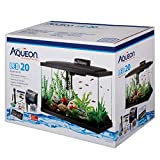 Aqueon Aquarium Starter Kit with LED Lighting 20 High