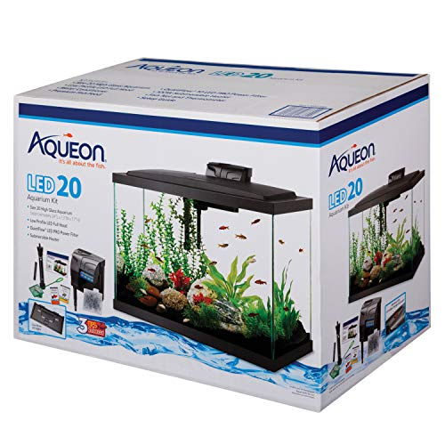 Aqueon LED Aquarium Kit