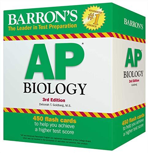 AP Biology Flash Cards