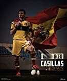 Firefly Arts Iker Casillas 35cm x 43cm 14Zoll x 17Zoll