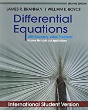 Differential Equations with Boundary Value Problems: An Introduction to Modern Methods & Applications by James R. Brannan (2011-03-18)