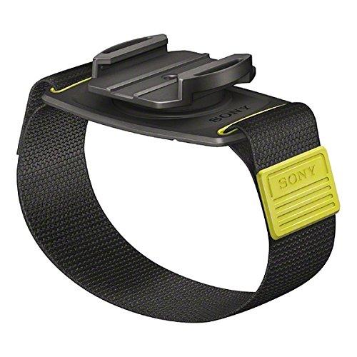 Sony Cinghia da Polso Waterproof per Action Cam, Permette di Fissare La Cam Al Polso, Consigliata per Windsurf, Mountain Bike, Snowboard