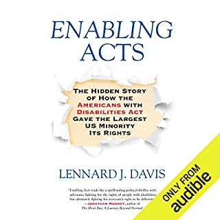 Enabling Acts audiobook cover art
