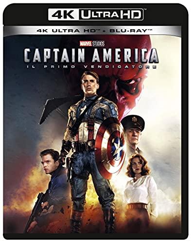 Captain America (4K+Br)