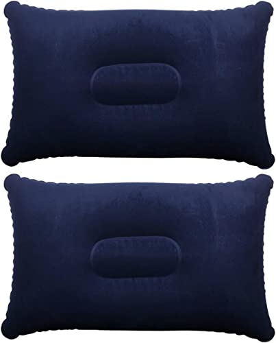TRIXES Inflatable Pillow for Travel or Camping - Blow up Pillow
