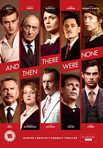 And Then There Were None [Edizione: Regno Unito] [Import anglais]