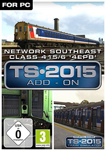 Network SouthEast Class 415 '4EPB' EMU Add-On [PC Steam Code]