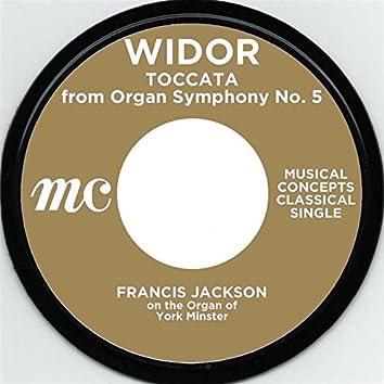 Widor: Symphony No. 5 in F Major, Op.42, No.1: Toccata