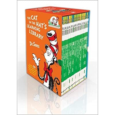 cat in the hat learning library set