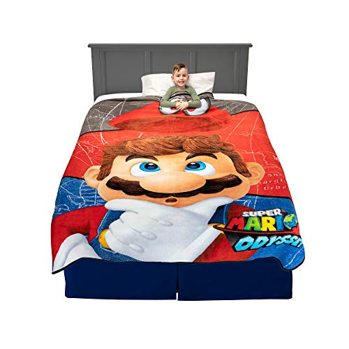 Franco Kids Bedding Soft Plush Blanket, Twin/Full Size 62' x...
