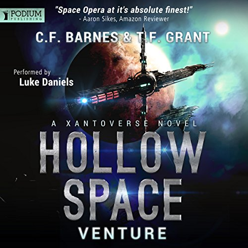 Hollow Space: Venture audiobook cover art
