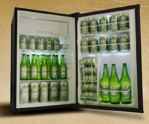 Marshall Fridge Kühlschrank mit Eisfach