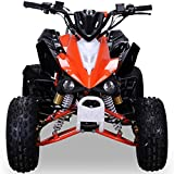Kinder Quad 125 ccm orange/weiß Panthera - 7