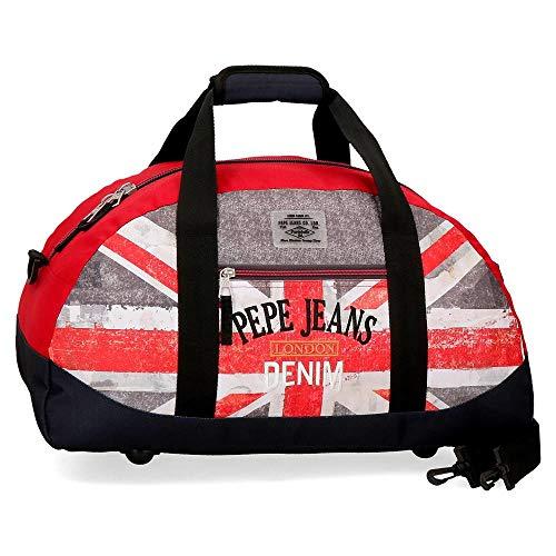 Bolsa de viaje Pepe Jeans Calvin, 50 cm, Multicolor