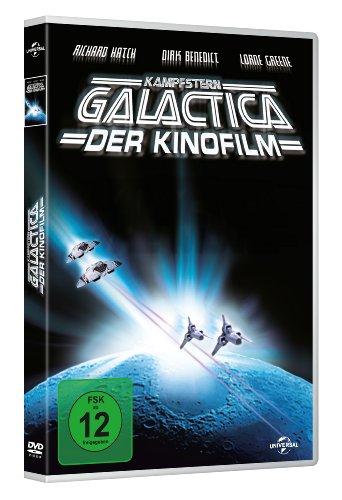 KAMPFSTERN GALACTICA - MOVIE [DVD]