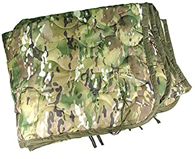 Acme Approved Military Grade Poncho Liner Blanket - Woobie (OCP-Multicam)