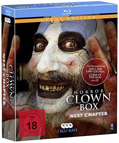 Horror Clown Box 2 - Uncut Edition [Blu-ray]