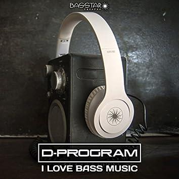 I Love Bass Music (Hip Hop Vocal Mix)