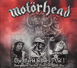 Vol. 1-World Is Ours-Everywhere Further Than E by MOTORHEAD (0100-01-01?
