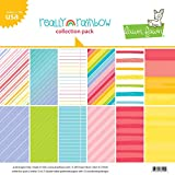 Lawn Fawn Double-Sided Collection Pack LF1656 Really Rainbow