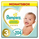 Pampers Premium Protection Windeln, Gr. 3, 6-10kg,...