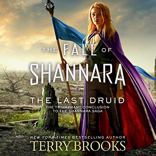 The Last Druid cover art