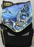 Batman e Justice Leaugue - Zaino Scuola Estensibile