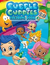 Bubble Guppies Coloring Book: Bubble Guppies Jumbo Coloring Book With Amazing Images For All Funs
